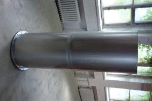 Kanava RST Ø630x1935mm
