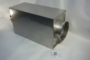 Äänenvaimennin Ø200-600mm HST