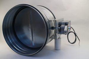 Sulkupelti, Swegon TBSA100004011 +toimilaite (230V)- ⌀400mm