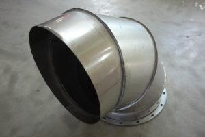 Kulmayhde, RST, 90°x630mm
