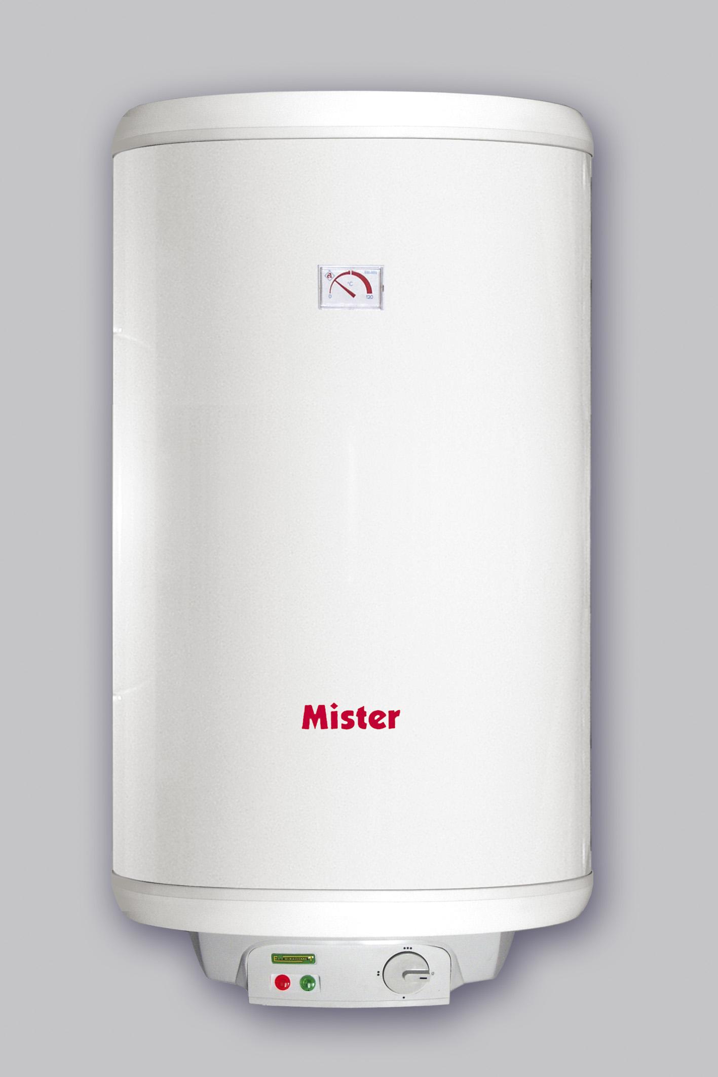Lämminvesivaraaja, Elektromet Mister 60