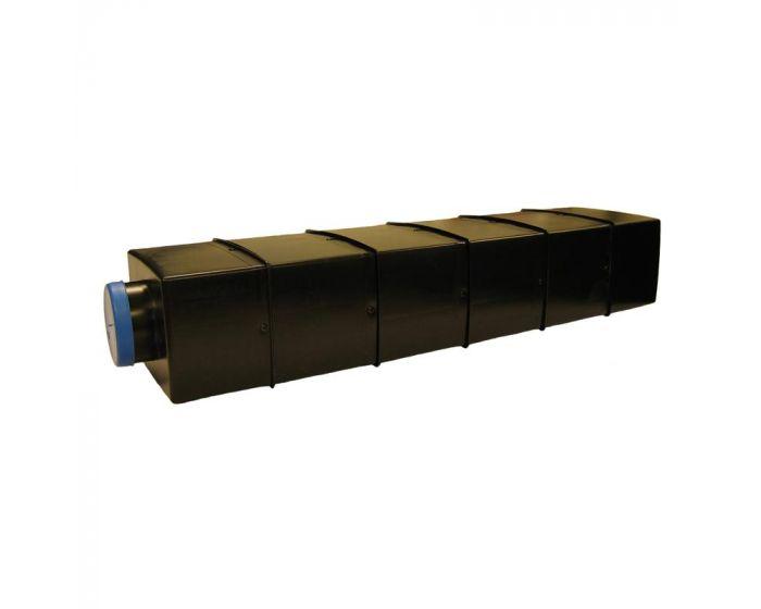 Muoviäänenvaimennin EHÄV-125-1000
