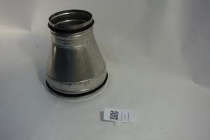 Muuntoliitin MYN-3 Ø250 / 160mm HST