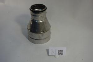 Muuntoliitin MYN-1 Ø160 / 100mm HST