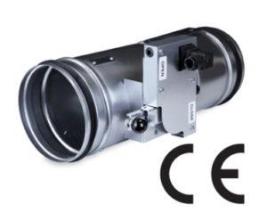 Palopelti Systemair PKIR-EI90S-500-DV1-2